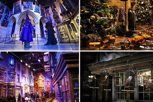 Harry Potter World London Hotel Package
