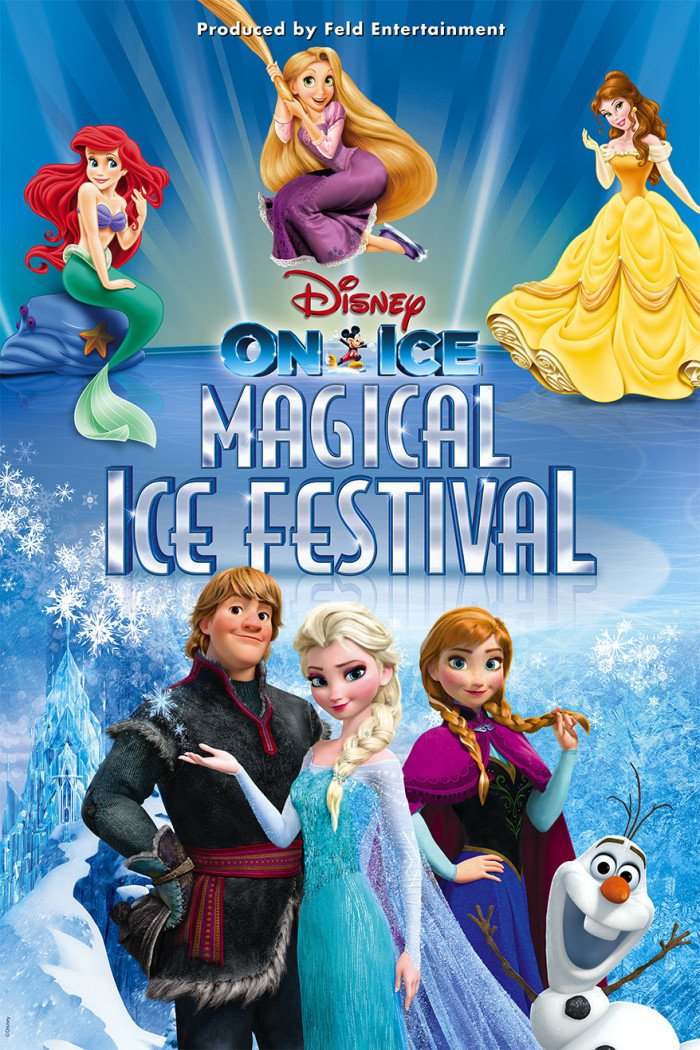 Disney On Ice Frozen Uk Tour