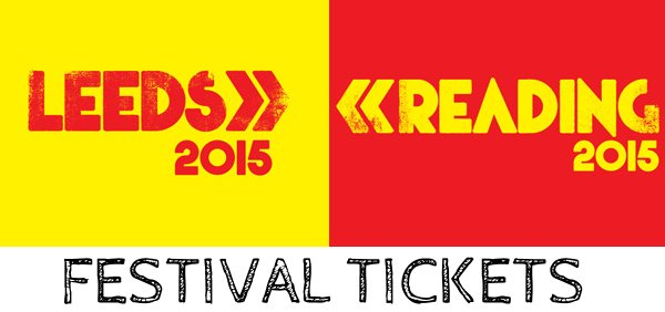 Reading And Leeds Festival Tickets On Sale Now