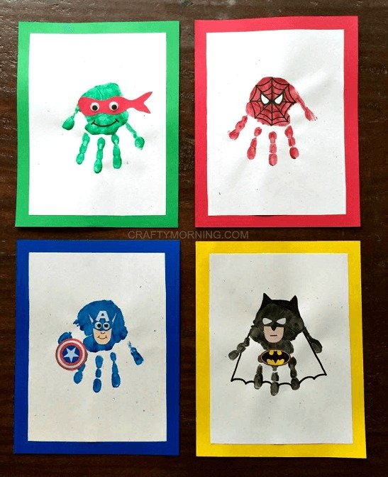 superhero-handprint-crafts-for-kids
