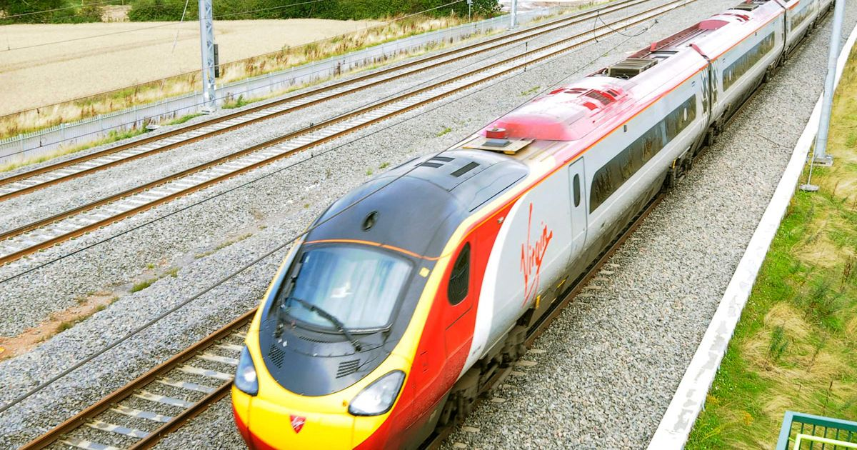 Virgin Trains Sale Now On! Cheap Train Tickets From All ...