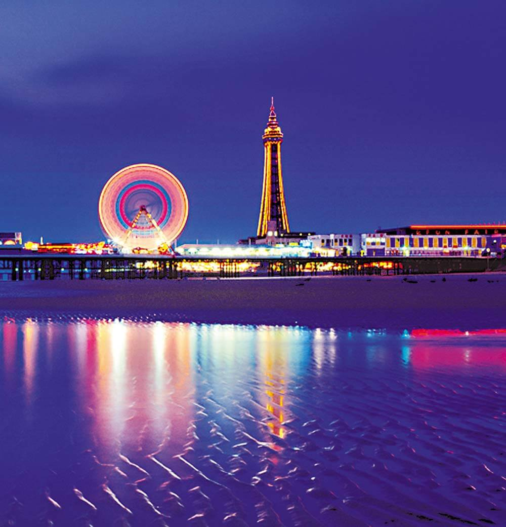 2 4 Night Blackpool Family Stay Amp Breakfast From Only 163 69
