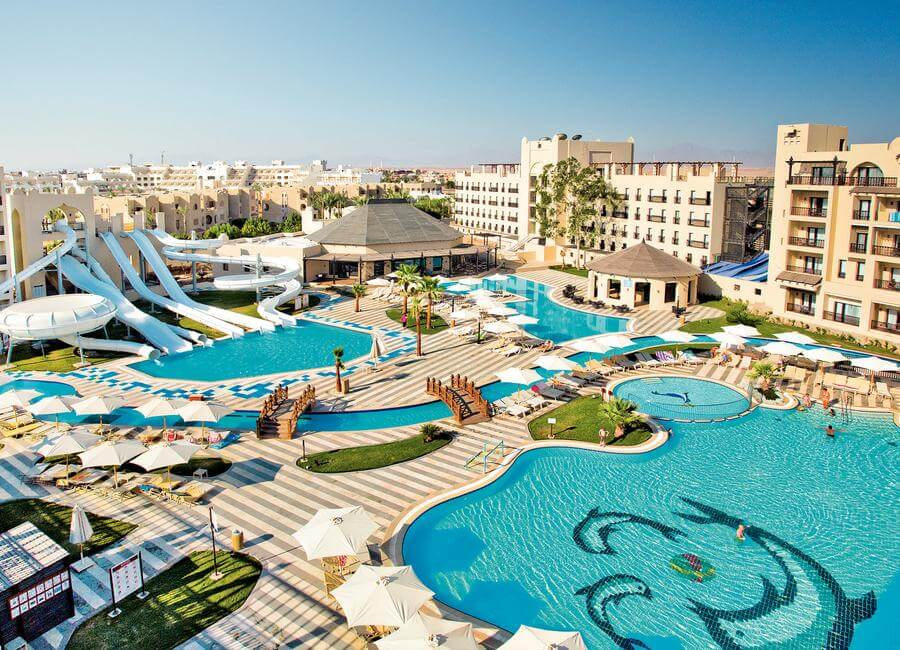 Amazing 5 All Inclusive Water Park Holiday In Egypt For Only 163 216 Each