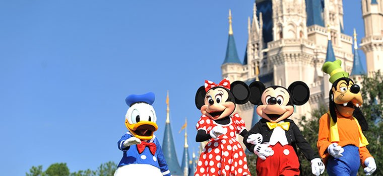 Orlando - 10 Best Winter Sun Holiday Destinations For Families