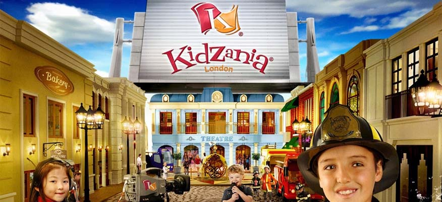 London kidzania break from just pp school hols for Overnight stay in paris