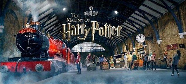 Harry Potter Studio Tour 2018 Short Break Deal From 163 42pp