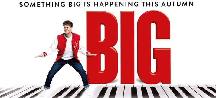 Big the Musical Pre-sale