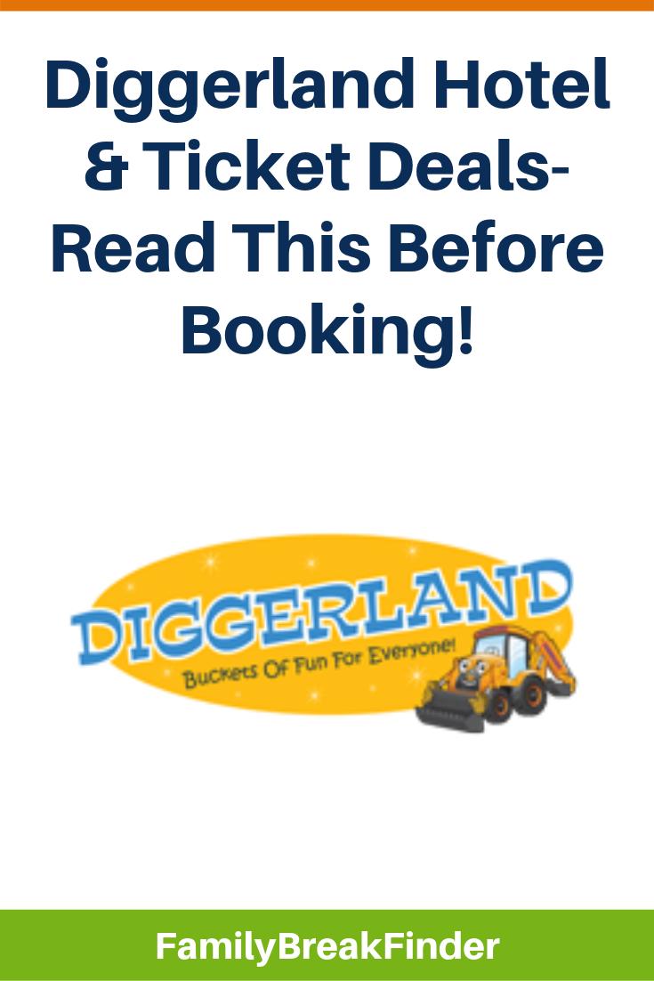Diggerland Prices – Ticket & Hotel Deals