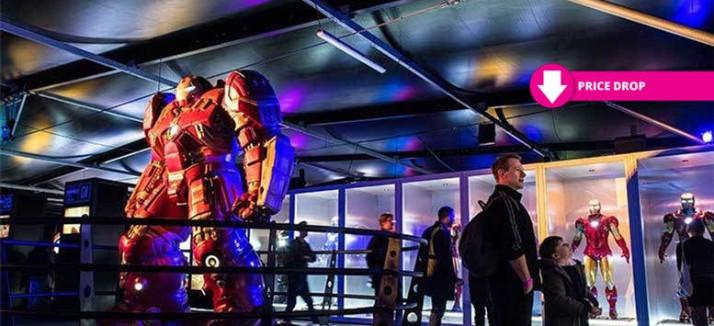 Marvel Avengers Station London