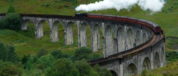The Hogwarts Express Jacobite