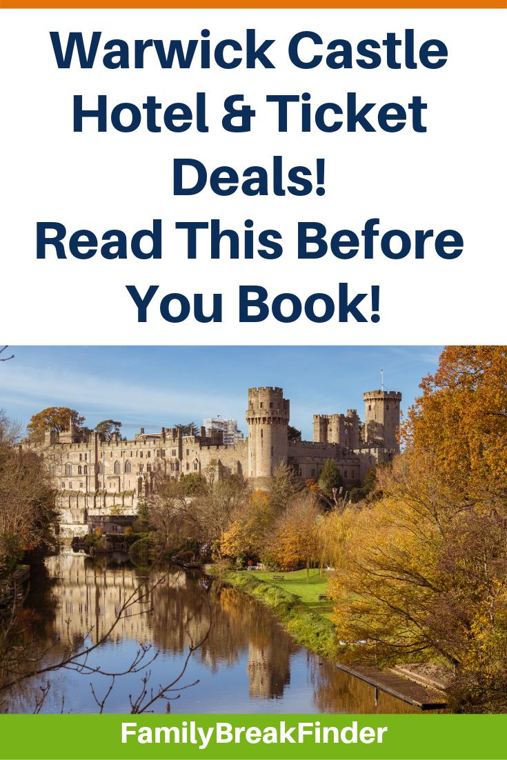 Warwick Castle Offers: Ticket & Hotel Deals in 2019