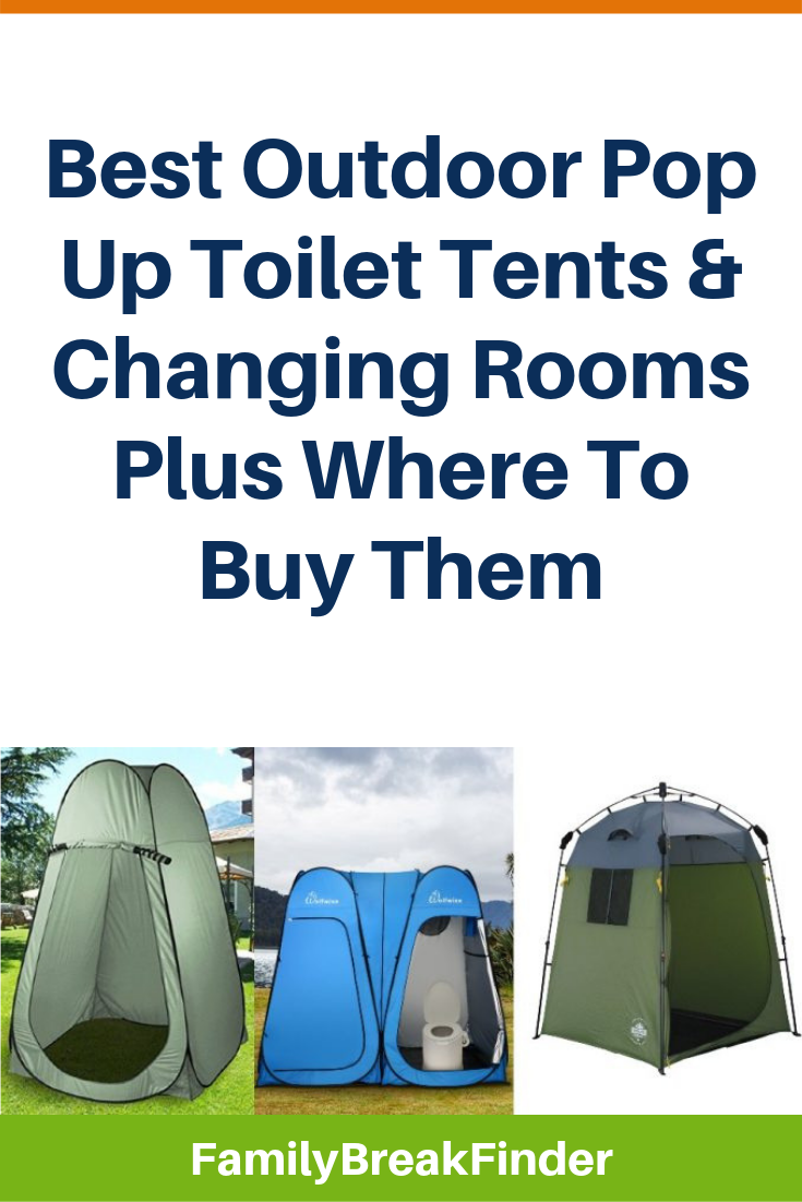 7 Best Pop Up Toilet Tents To Give You Privacy [2020 Guide]