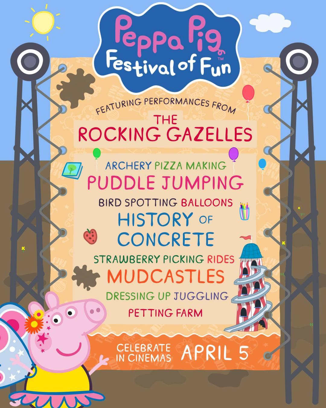 Peppa Pig Festival Of Fun 2019