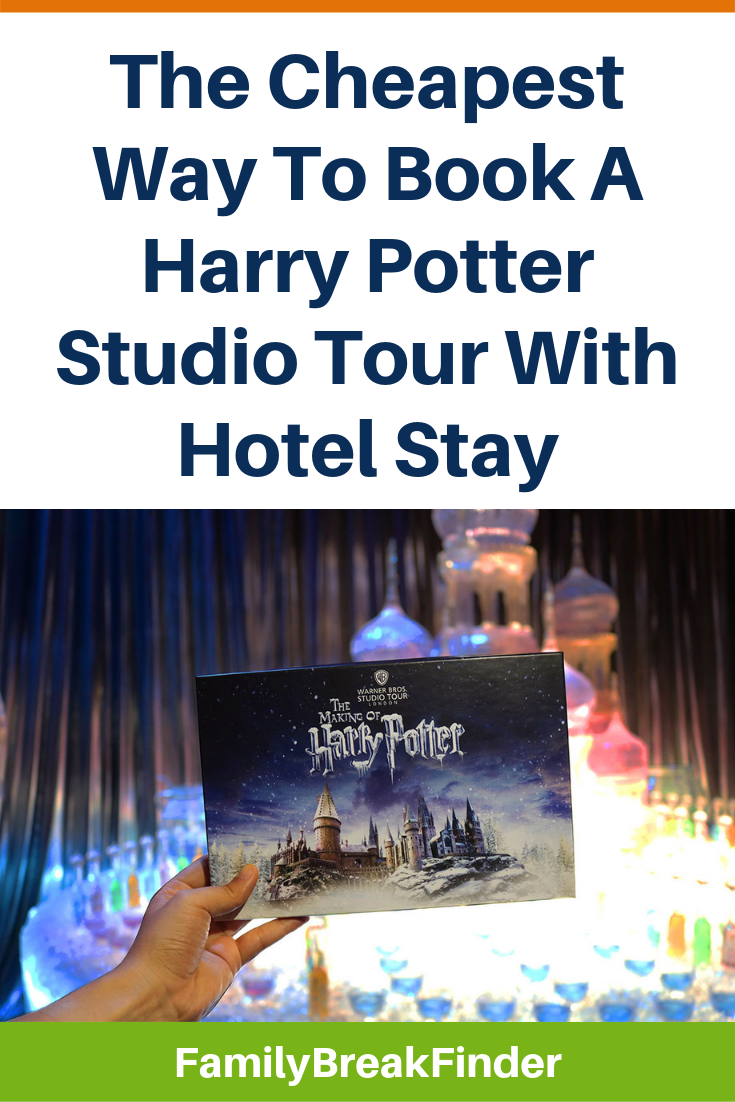 Harry Potter World Tickets & Hotel Deals in 2020
