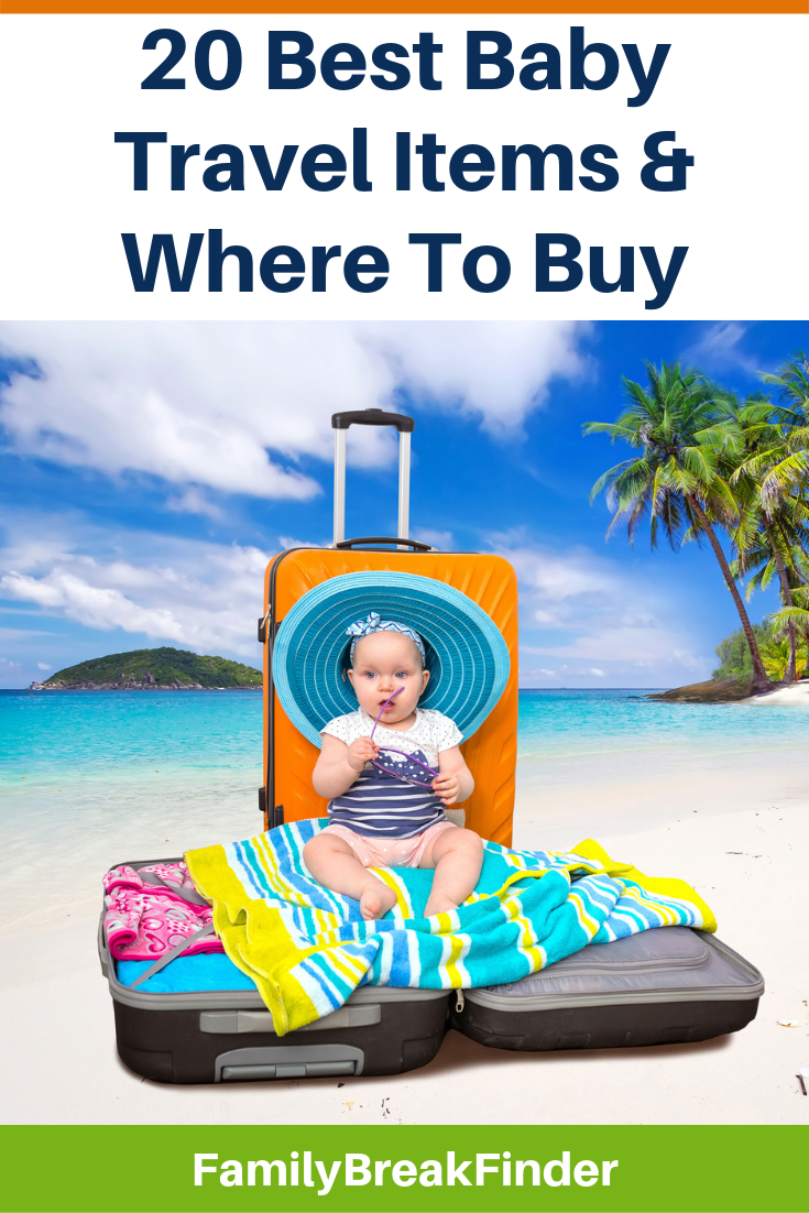 Best Baby Travel Items
