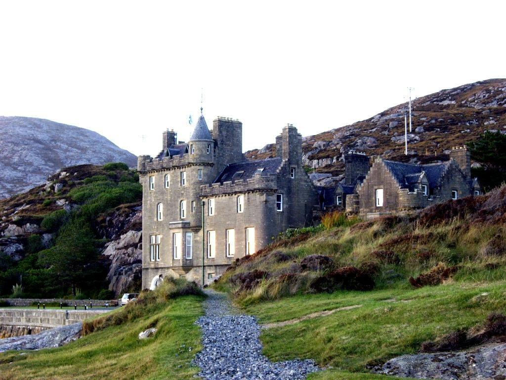 Amhuinnsuidhe-Castle