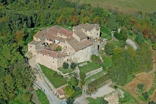 Castello-di-Monteliscai