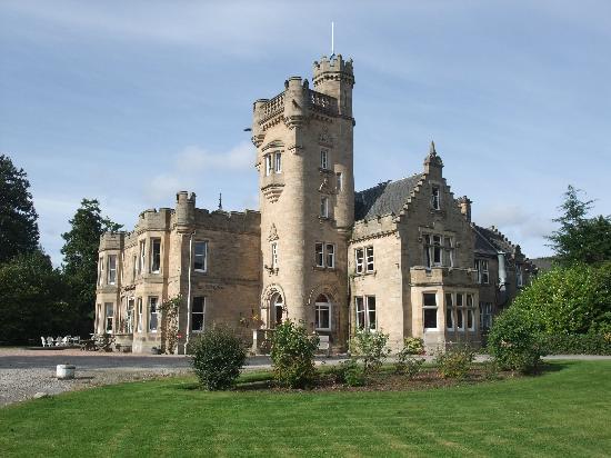 Mansfield-Castle