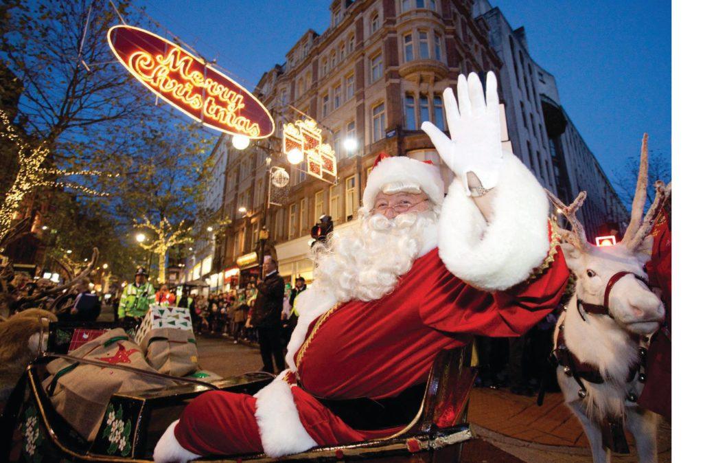 Birmingham Christmas Market 2019