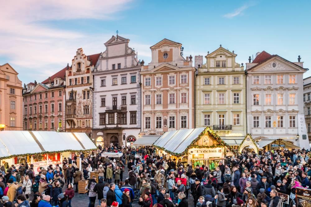 Prague Christmas 2018