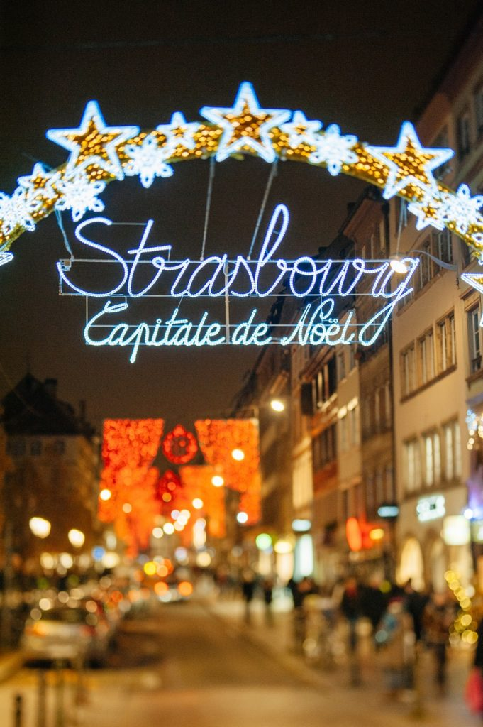 Strasbourg Christmas Market 2018