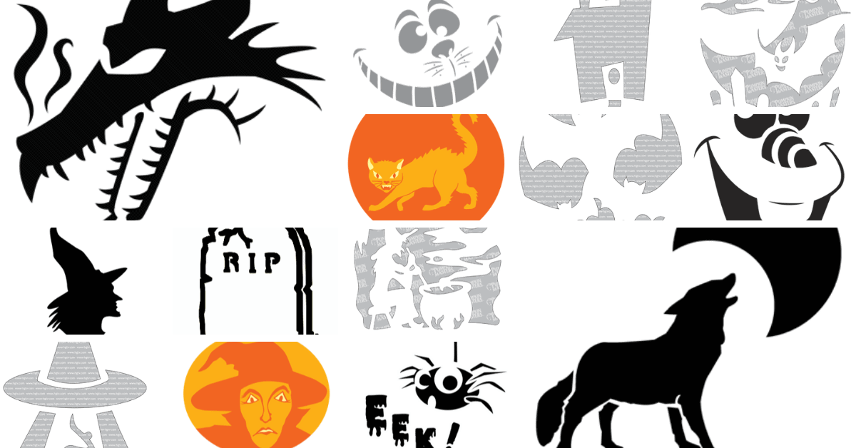 30 free printable pumpkin stencils for carving 2020 30 free printable pumpkin stencils for