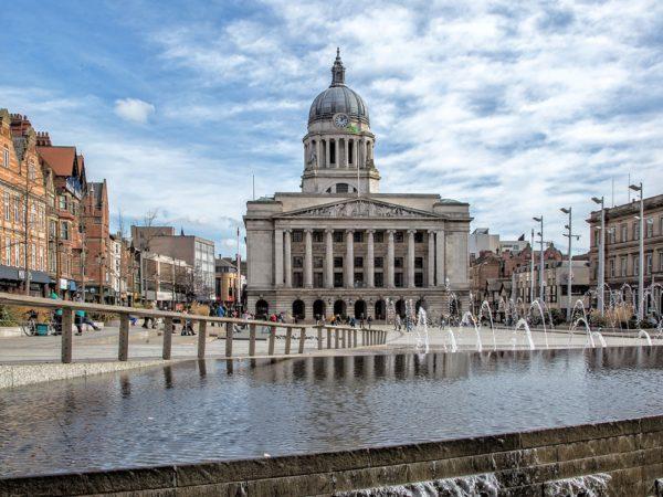 £119 -- 2-night Nottingham break w/bubbly, save 38%