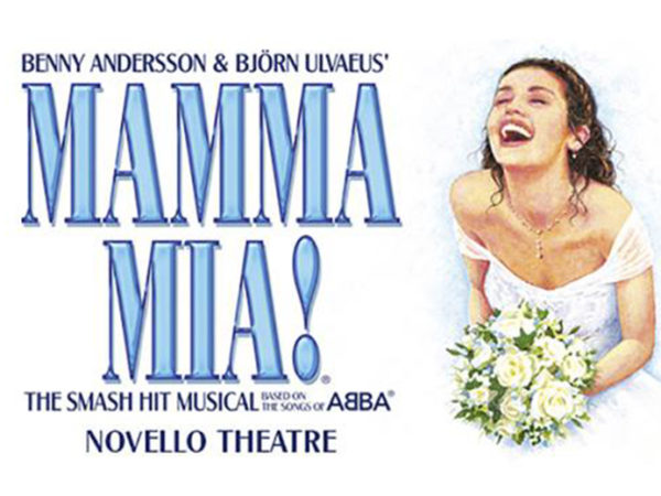 £119pp (from Just Book Sports) for an overnight 4* London stay and Mamma Mia! theatre tickets, £149pp for two nights, £189pp for three nights, or £219pp for four nights!