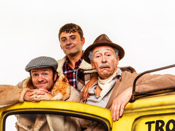£119pp (from Just Book Sports) for an overnight 4* London stay and Only Fools and Horses The Musical theatre tickets, £149pp for two nights, £189pp for three nights, or £219pp for four nights!