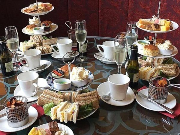 £12.95 instead of £19.90 for afternoon tea for two people with 'unlimited' tea or coffee, or £15.95 to include a glass of sparkling wine each at Reeds Restaurant, Mexborough - save up to 35%