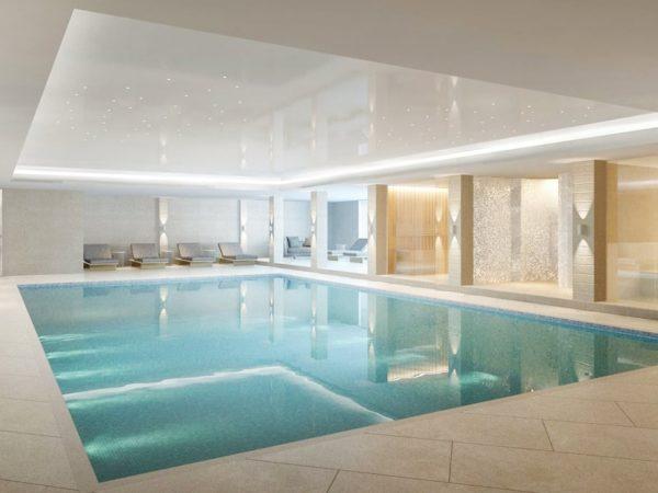 £129 -- Brand-new Harrogate spa: rasul, lunch, bubbly & more