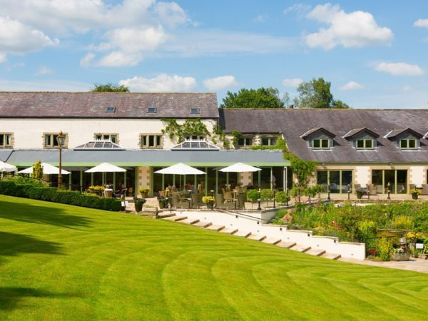 £129 -- Lancashire country escape with meals, save 42%