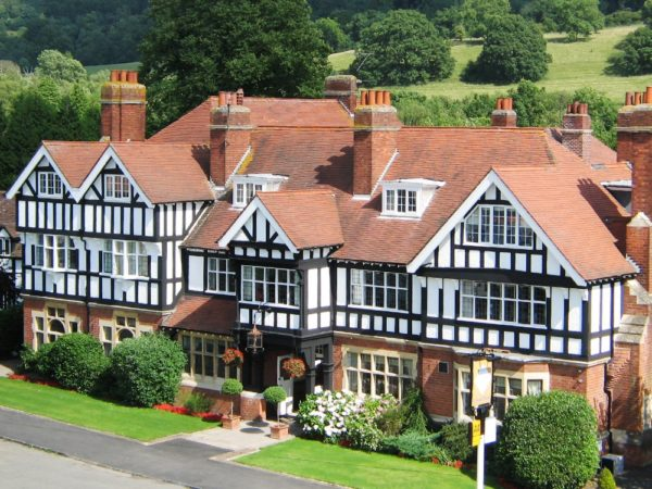 £145 -- Malvern Hills: 2-night stay with meals, save 45%