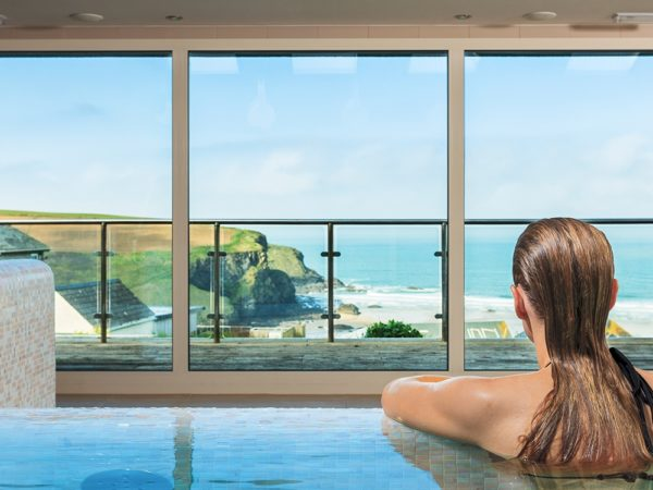 £149 -- Cornwall: coastal stay near Newquay with meals