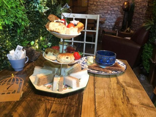 £16 instead of £24.95 for a wizardry afternoon tea with cauldron soup for two at The Chosen Tea Room, Birmingham - save 36%
