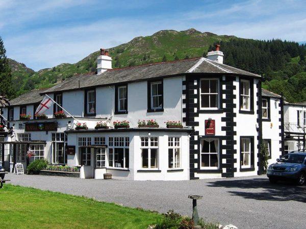 £169 -- 2-night Lake District break inc meals, save 43%