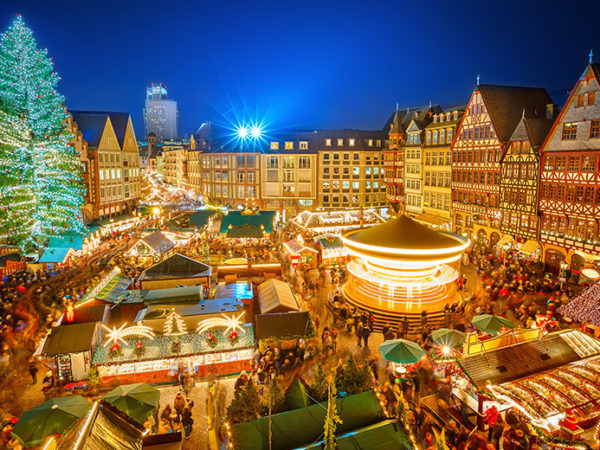 £49 instead of £99 for a Bruges Christmas market day trip including return coach travel from a choice of six locations with Coach Innovations - save 51%