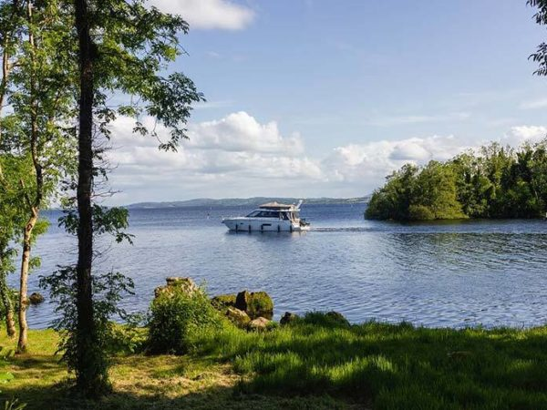 £59 (at the 4* Lusty Beg Island) for an overnight Irish island stay for two people, £99 for a two-night stay - save up to 58%