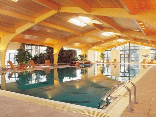 £79 (at 4* Hotel Kilkenny) for an overnight stay for two people with breakfast, leisure access and chocolates on arrival, or £119 for two nights - save up 24%