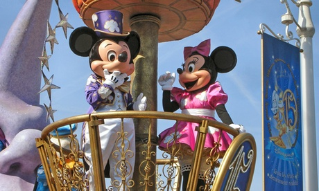 ✈ Disneyland Paris: 2-4 Nights at a Choice of Hotels with Return Flights and a 1-Day 1-Park Ticket*