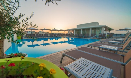 ✈ Malta: Up to 7 Nights at 4* Pergola Club Hotel and Spa or 4* Maritim Antonine Hotel and Spa with Return Flights*