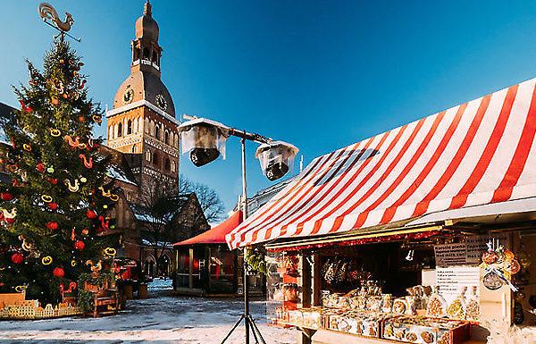 2-4 Night 4* Christmas Market Break with Hotel, Breakfast & Flights