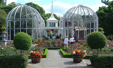 Botanical Garden Entry with Afternoon Tea for Up to Six at The Birmingham Botanical Gardens (Up to 51% Off)