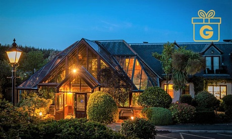 Cornwall: 1 or 2 Nights for Two with Breakfast, Bottle of Prosecco and Option on Dinner at 4* Hustyns Hotel and Spa