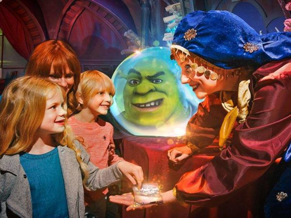 DreamWorks Tours: Shrek's Adventure! London - Interactive Fun with your Favourite Characters