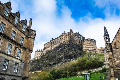 Edinburgh: Harry Potter Themed Walking Tour with Mobile App