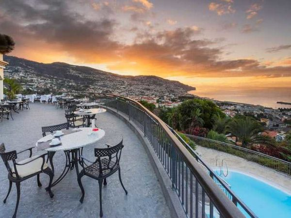 Escape with a five, seven or 10-night 5* getaway to Madeira - Now with the ability to choose your flight!