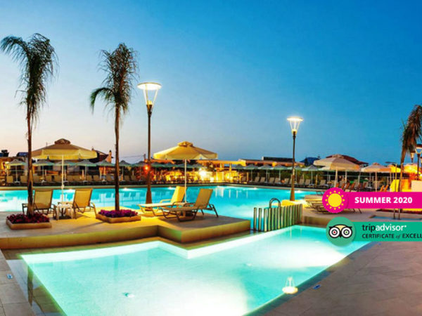 Escape with a three, four, five or seven-night 4* getaway to Crete - Now with choose your own flight!