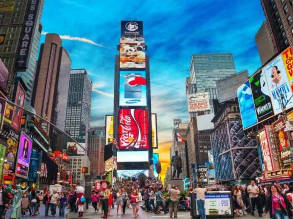 Escape with a three, four, five, six or seven-night 4* New York City getaway - Now with the ability to choose your flight!