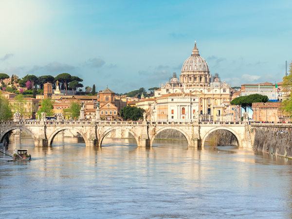 Escape with a three, four or five-night 4* getaway to Rome - Now with the ability to choose your flight!